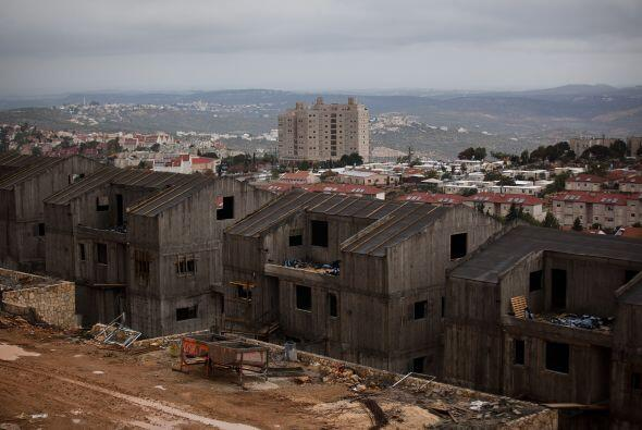 La irritación internacional por la construcción de asentamientos israelí...