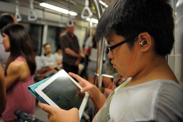 Otro problema es que los 'gadgets' no le permiten a tus hijos deslindar...