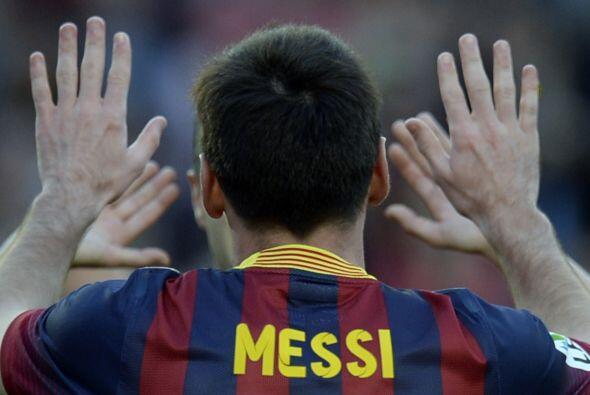 Lionel Messi es tan dominante que la gente pierde la perspectiva. El 10...