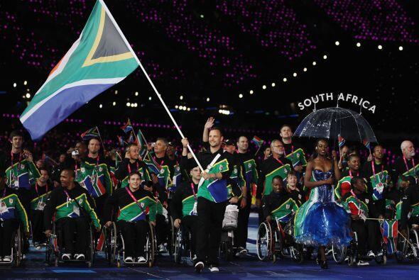 En los Juegos Paralímpicos, que se celebraron en el mismo escenar...