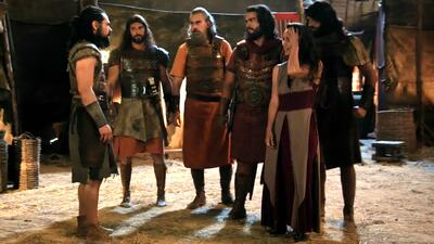 Rahab logró demostrar su inocencia ante Josué