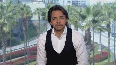 Eugenio Derbez: haré lo posible y lo imposible para que Trump no llegue...