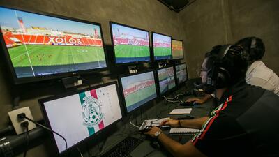 Así arranca el VAR en el fútbol mexicano: la tecnología se acerca a la Liga MX