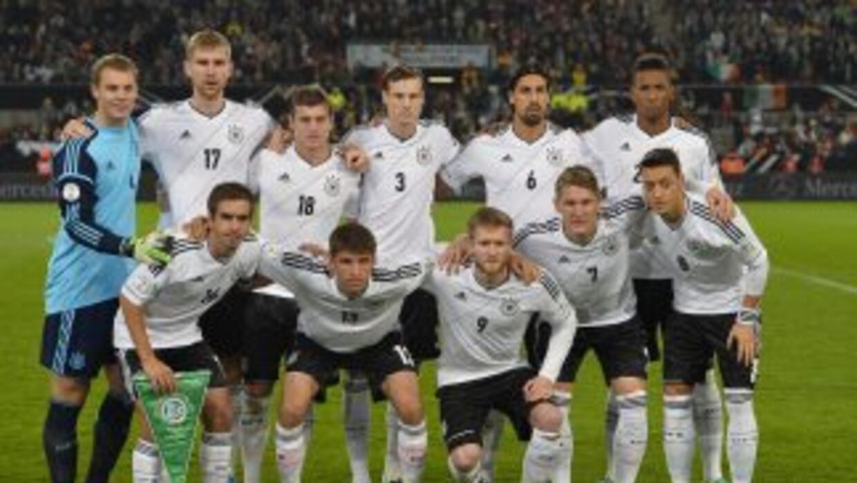 Los alemanes quieren tener la sede de la Euro del 2024.
