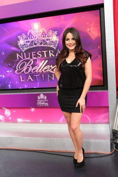Gredmarie Colón, primera finalista del 2011 se dio su paseito por la gra...