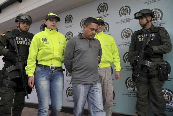 El oficial resaltó que la operación fue realizada junto con la Organizac...