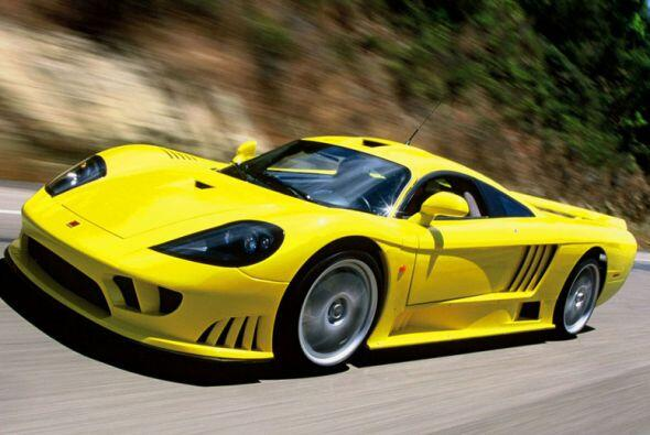 7 - Saleem S7 Twin Turbo: El Saleen S7 es un superdeportivo producido ar...