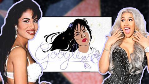 Selena en 2017: Estrella en el Paseo de la Fama, un Google Doodle y arti...