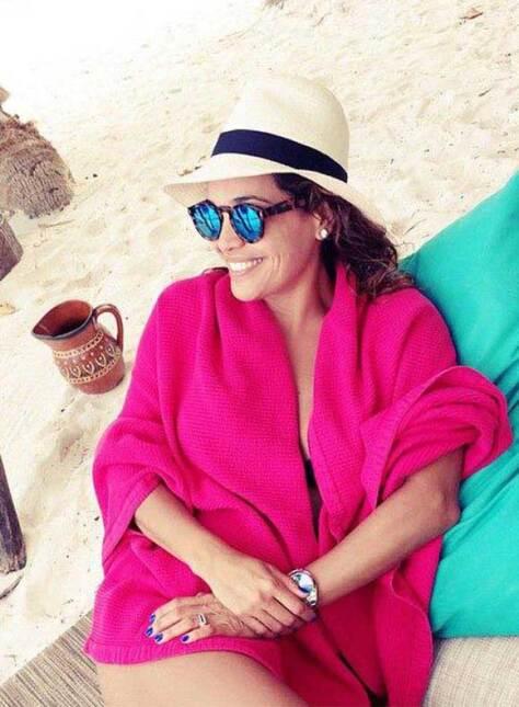 Karla Martínez vacaciones 2015 5