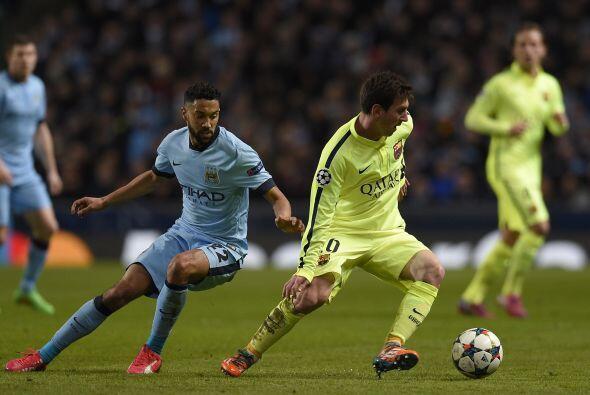 El cuadro azulgrana se impuso por marcador de 2-1 de visita en el estadi...