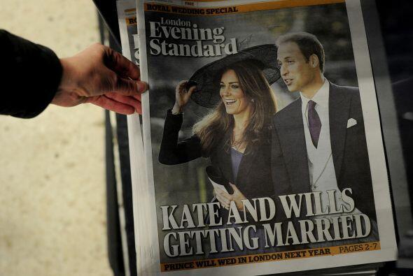 La noticia se publicó en los principales diarios del mundo, siendo así e...