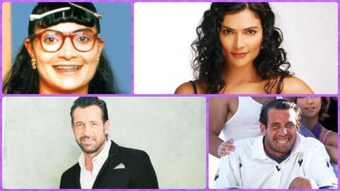 Parecían feos en las telenovelas pero en realidad provocaban suspiros