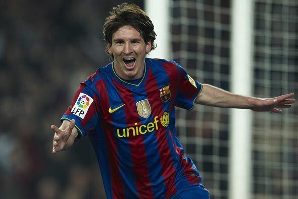 Tuvieron que esperar hasta la segunda parte para que el argentino Lionel...