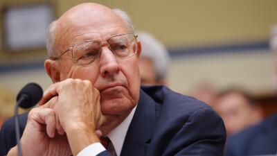 El ex embajador de EEUU en la ONU, Thomas Pickering