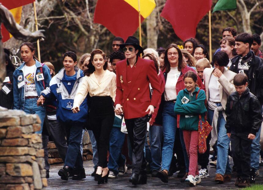 Venden el rancho de Michael Jackson