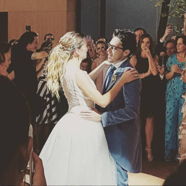 Bibi de la familia Peluche se casó en una hermosa fiesta normal