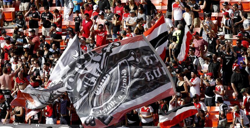 D.C. United recibió en casa la visita de New England Revolution buscando...