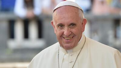 El Papa Francisco visitó la provincia italiana de Molise
