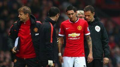 El extremo argentino no ha podido superar la lesión que aqueja hace unas...