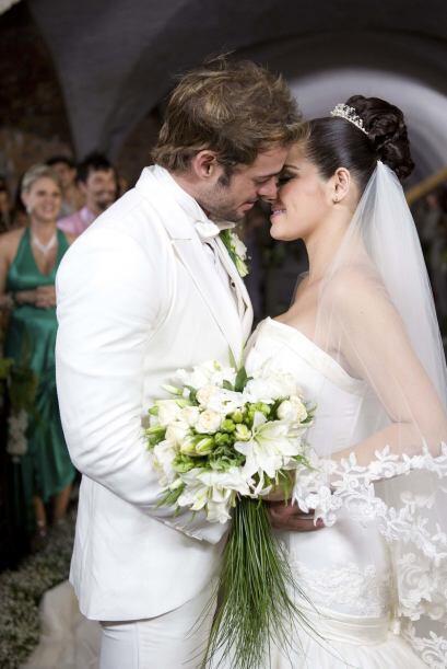 ¿Cuál fue la novia más bonita?
