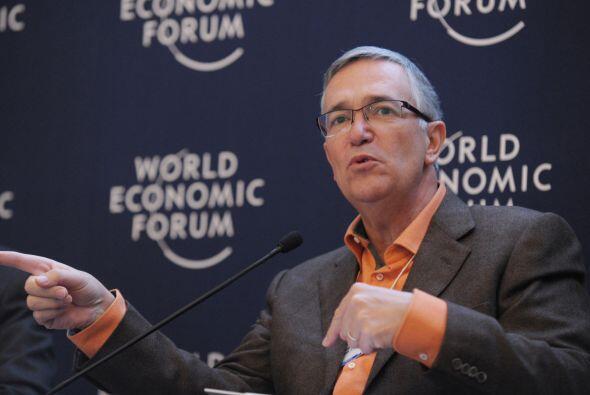 10. Ricardo Salinas Pliego, presidente del consejo Grupo Salinas.