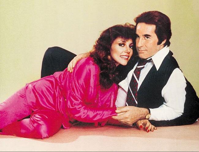 Telenovela 'Los ricos también lloran' (1979).