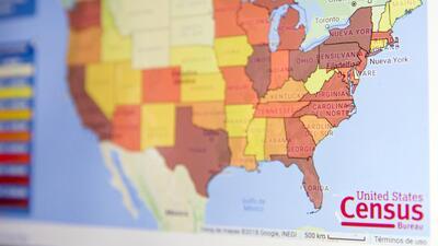 El Censo permite hacer la división de distritos electorales y distribuir...