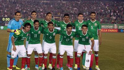 México le dio un baile a Irlanda y aprobó una prueba más rumbo a Confederaciones