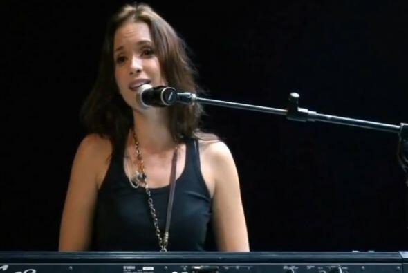 """Diana Fuentes explica que el tema """"Será Sol"""" fue creado para aquellos la..."""
