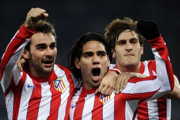 También empezará la eliminatoria en casa el Atlético de Madrid del argen...