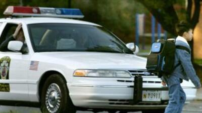 La ley HB 57 de Alama otorga poderes extraordinarios a la policía local...