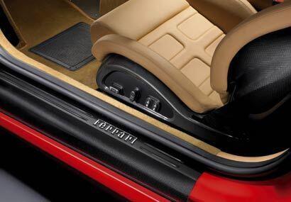 Los detalles son muy importantes en el 599, son lo que hacen de un Ferra...