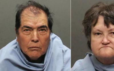 Benito Gutiérrez, de 69 años y su esposa Carol, de 66, res...