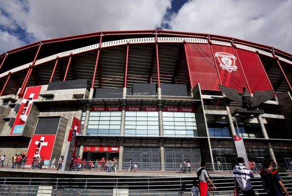(Con información de EFE)  El estadio do Sport Lisboa e Benfica, habitual...