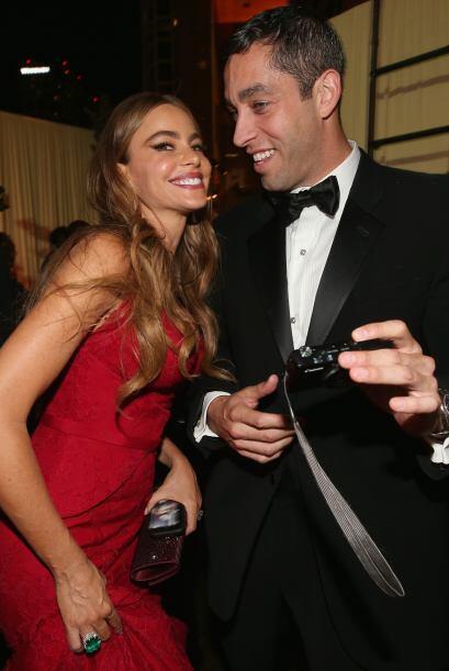 Sofía con Nick. Mira aquí lo último en chismes.