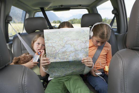 Su propio mapa. Usa Google Maps e imprime el recorrido de tu viaje. Dale...