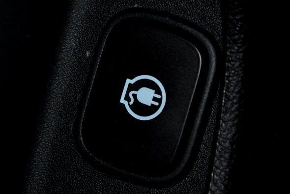 El símbolo de carga de batería del Chevy Volt marca una nueva era en la...