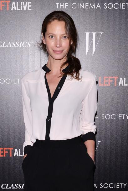 Christy Turlington Burns se ha convertido en la embajadora por la salud...