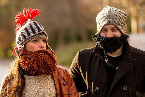 Los británicos están optando por esta moda que los mantiene muy calentit...