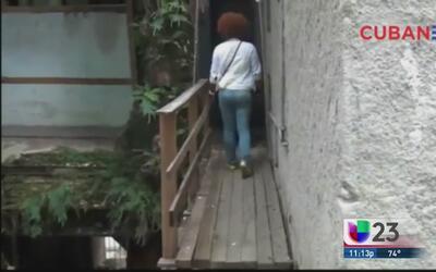 Cubanos denuncian condición de vivienda y resultan amenazados