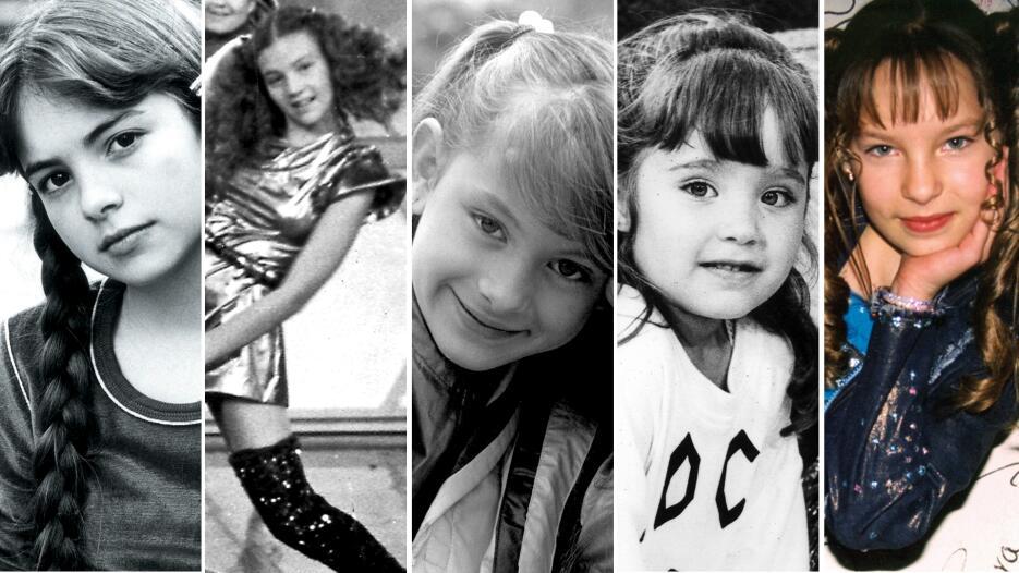 Estrellas infantiles famosas