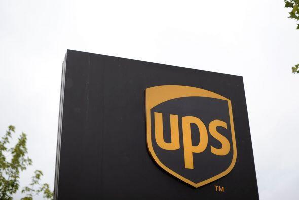 """UPS """" La mayor firma de mensajería en el mundo obtuvo un puntaje de 79.7..."""