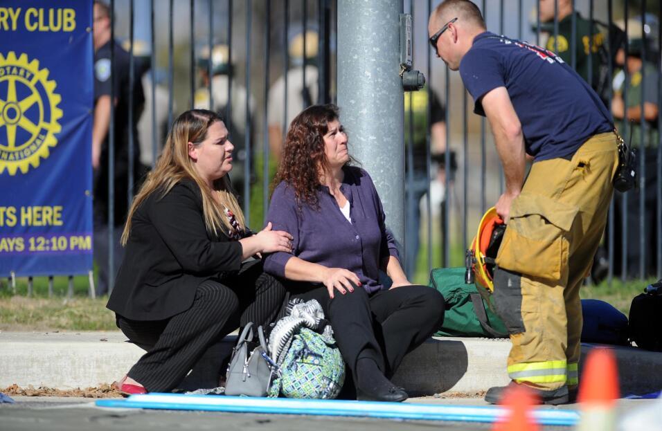 Hispanos consternados por tiroteo en California  sanbernardino7.jpg