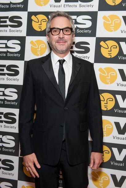 El talentoso director mexicano es padre dos hijos de sus antiguos matrim...