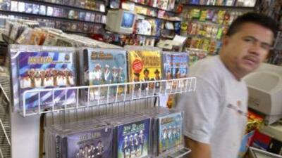 Las tiendas en ciudades de New Mexico están abarrotadas de mercadería hi...
