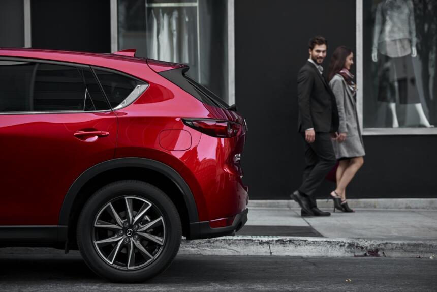 Auto Show de LA: La nueva Mazda CX-5 en imágenes