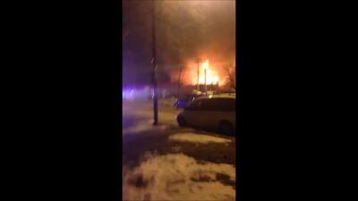 Incendio consume tienda de bicletas en Berwyn