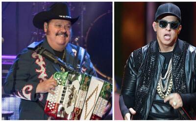 Ramon Ayala y Daddy Yankee, juntos en un disco