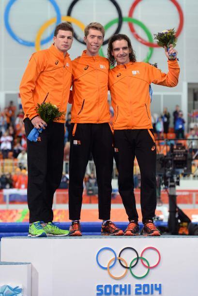 Con su nueva barrida del podio, los holandeses acumulan un total de 19 m...