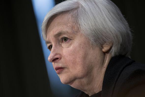 Yellen, de 67 años y actual vicepresidenta de la Fed, recibió el respald...